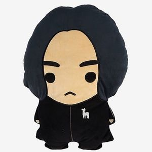 ⚡️NWT Chibi Snape Pillow Slytherin Wizarding World